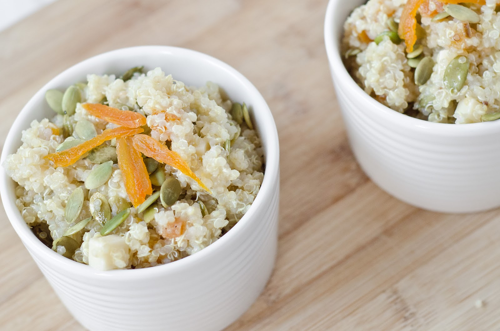 Summertime Quinoa Salad - The Fig Tree