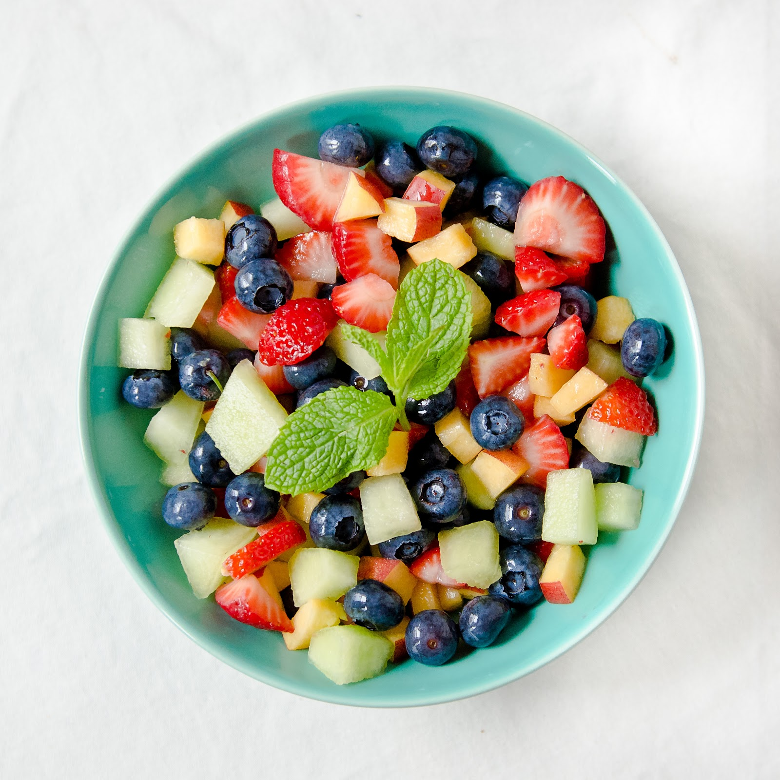 fruit salad yummy yummy glycemic index fruit