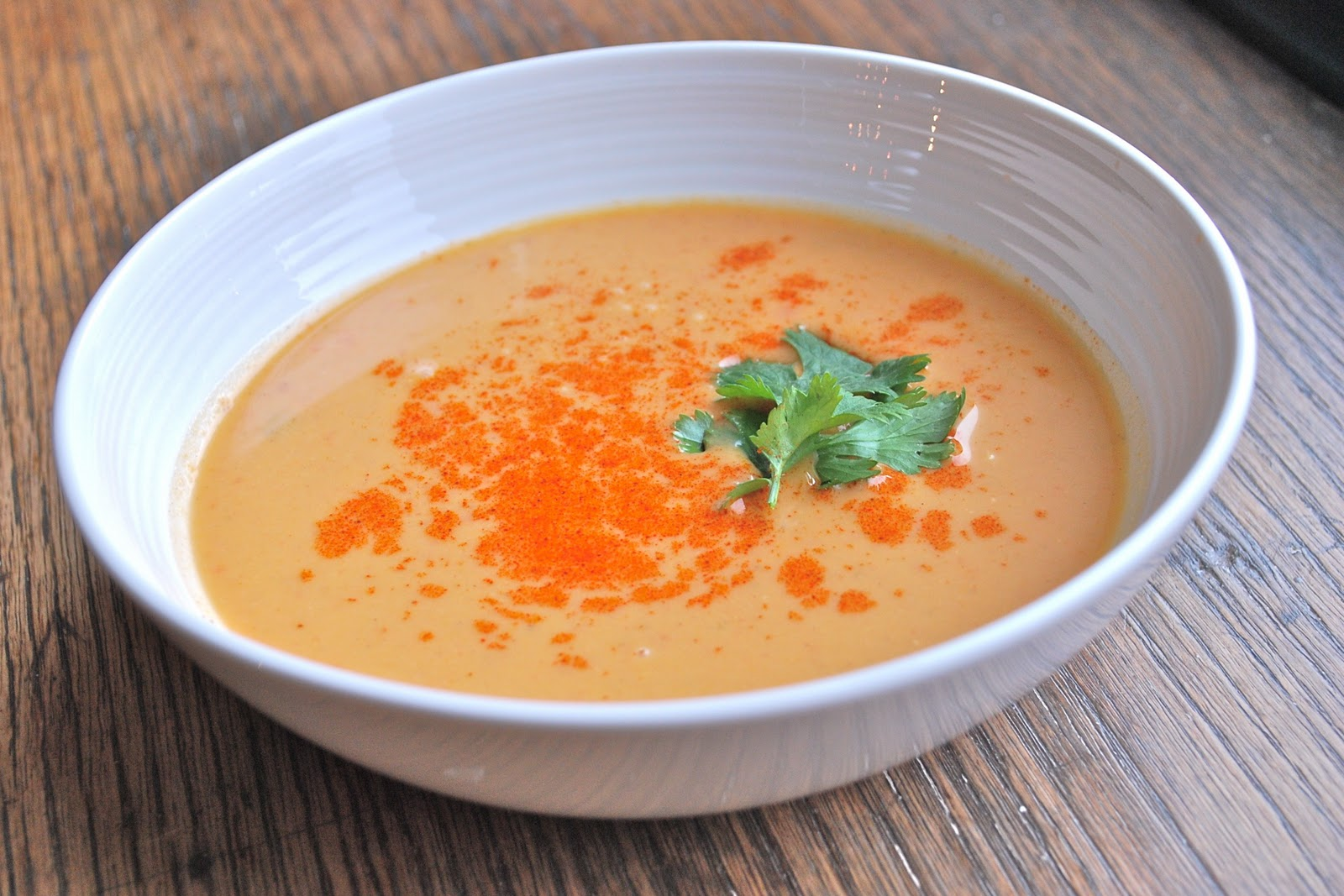 West African Peanut Soup - The Fig Tree