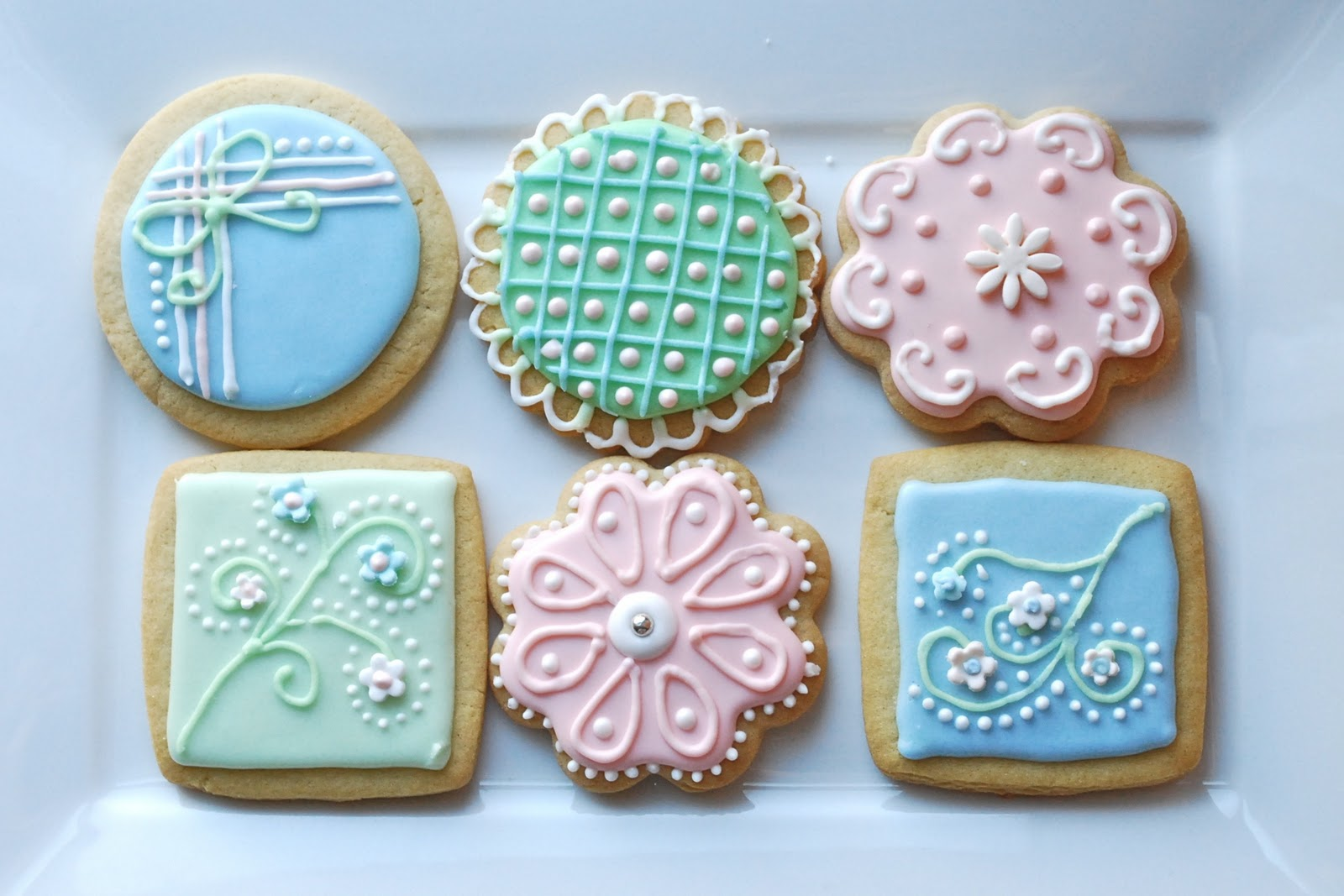 sugar cookies the fig tree